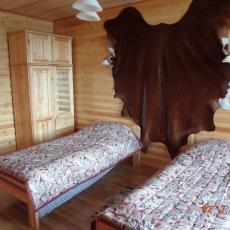 Спальня. ЛЮКС номер на Астраханской жемчужине