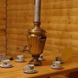 Сауна на Астраханской жемчужине