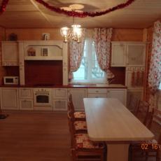 Кухня. VIP номер на Астраханской жемчужине