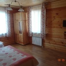 Спальня. VIP номер на Астраханской жемчужине