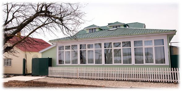 Астраханская жемчужина